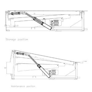 Overhead Door Motor